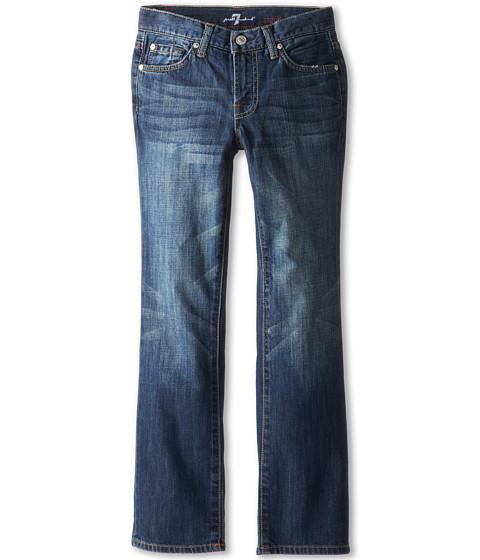 7 For All Mankind Kids Standard Jean in New York Dark (Big Kids)