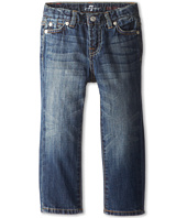 7 For All Mankind Kids - Standard Jean in New York Dark (Infant)