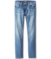 7 For All Mankind Kids - Slimmy Jean in Nakkitta Blue (Big Kids)