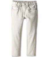 7 For All Mankind Kids - Paxtyn Jean in Weathered White (Little Kids/Big Kids)