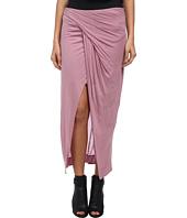 HELMUT LANG - Slack Jersey Skirt