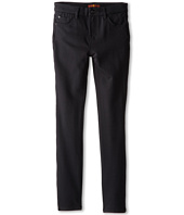 7 For All Mankind Kids - Skinny Jean in Black Ponte Knit (Big Kids)