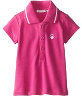United Colors of Benetton Kids - H/S Polo Shirt 3GI4MM1LA (Infant)