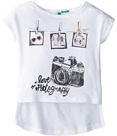 United Colors of Benetton Kids - T-Shirt 3TM4C1036 (Toddler/Little Kids/Big Kids)