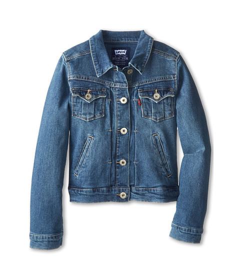 Levi's® Kids Girls' Trucker Jacket (Big Kids)