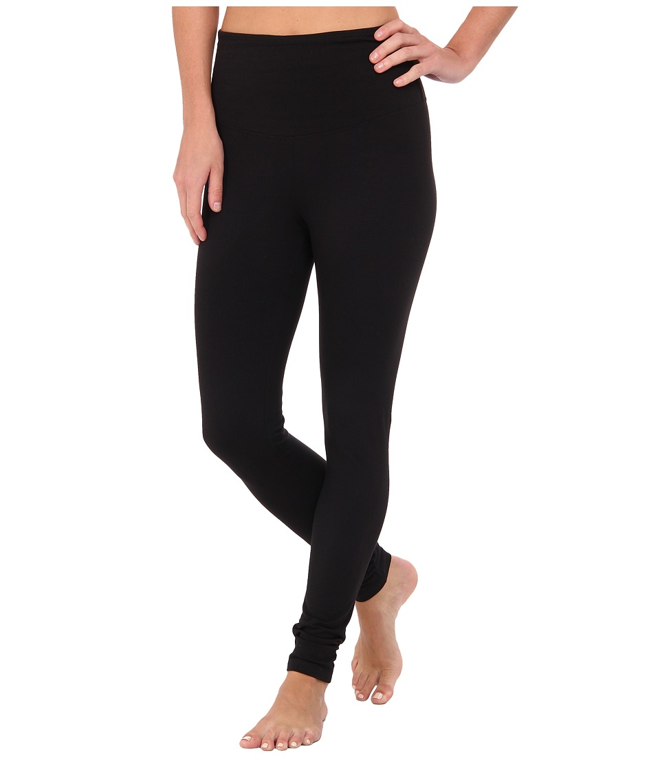 Yummie - Milan Legging (Black) Womens Clothing