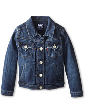 Levi's® Kids - New Attitude Denim Jacket (Little Kids)
