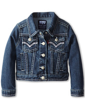 Levi's® Kids - Tanya Thick Stitch Denim Jacket (Toddler)