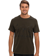 U.S. POLO ASSN. - Short Sleeve Crew Neck T-Shirt w/ Helmet and Mallet Logo