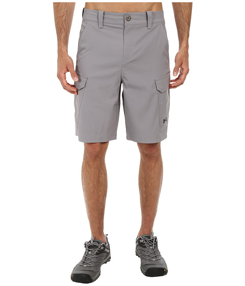 Under armour ua fish hunter cargo short for Under armour fishing shorts