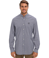 U.S. POLO ASSN. - Poplin Small Check Long Sleeve Sport Shirt