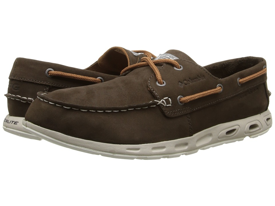 Columbia - Bonehead Vent Leather PFG (Cordovan/Elk) Men's Shoes