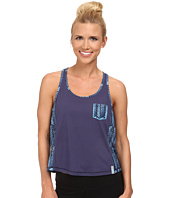 Under Armour - UA Printed Fly-By Crop Tank