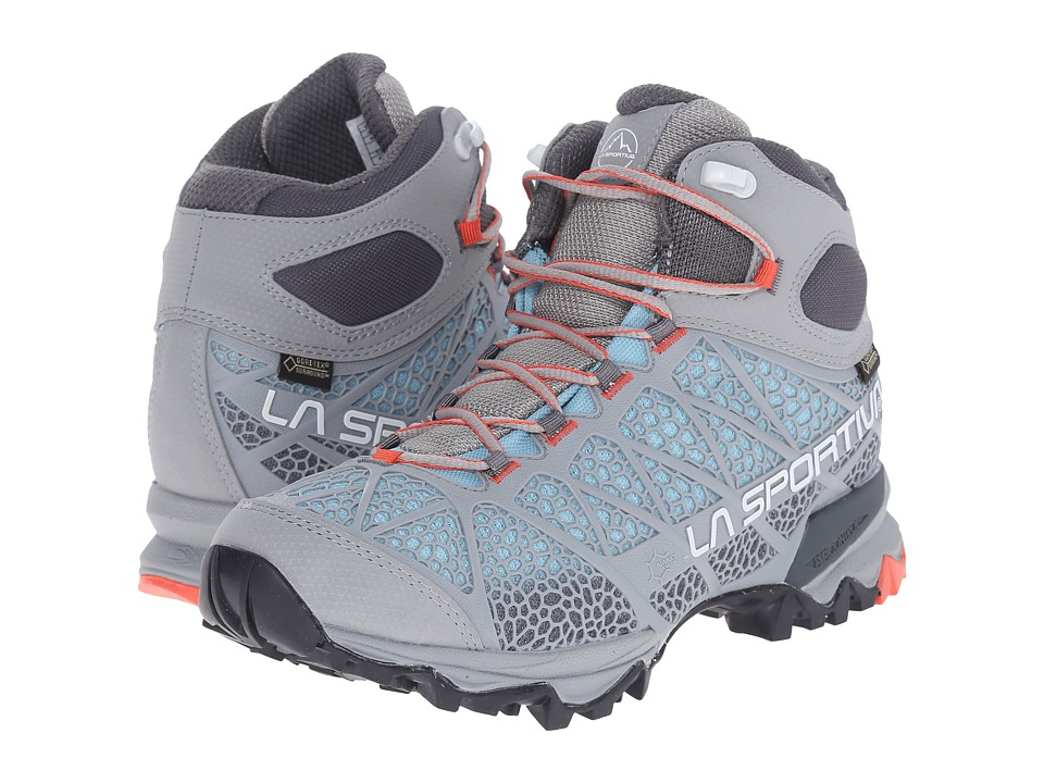 La Sportiva Core High GTX Ice Blue Womens Shoes