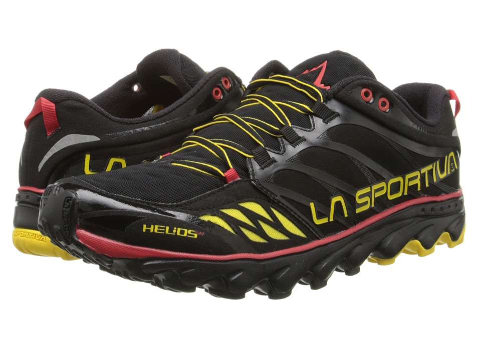 La Sportiva Helios SR Black/Yellow Mens Shoes