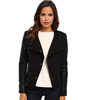 7 For All Mankind - Blocked Double Knit Jacket