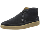 Cole Haan Ridley Chukka (Black Suede)