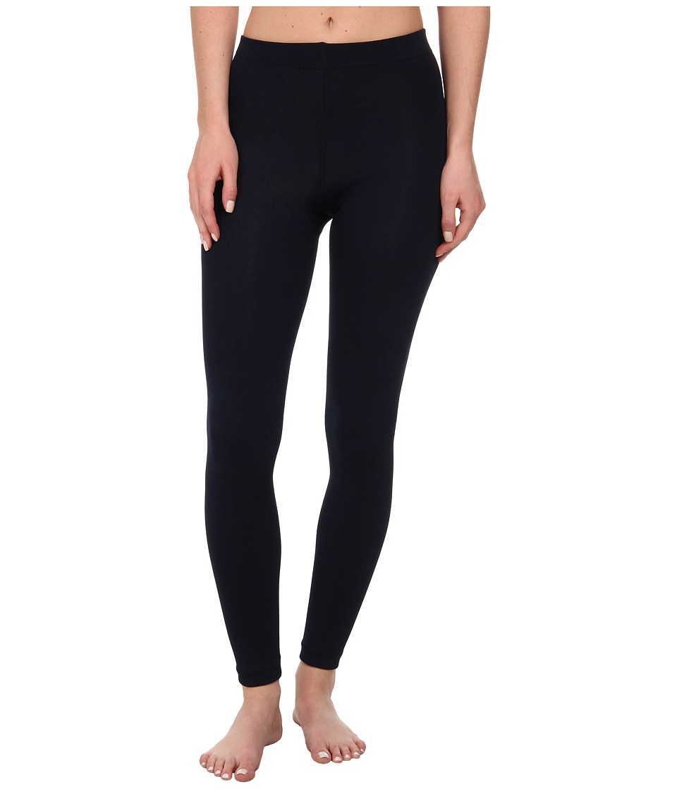 Plush - Fleece-Lined Footless Tights