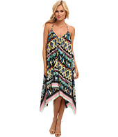 KAS New York - Roxanna Print Scarf Dress