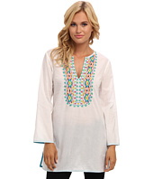 KAS New York - Magena Embroidered Tunic