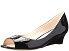 Cole Haan Bethany OT Wedge 40 (Black Patent)