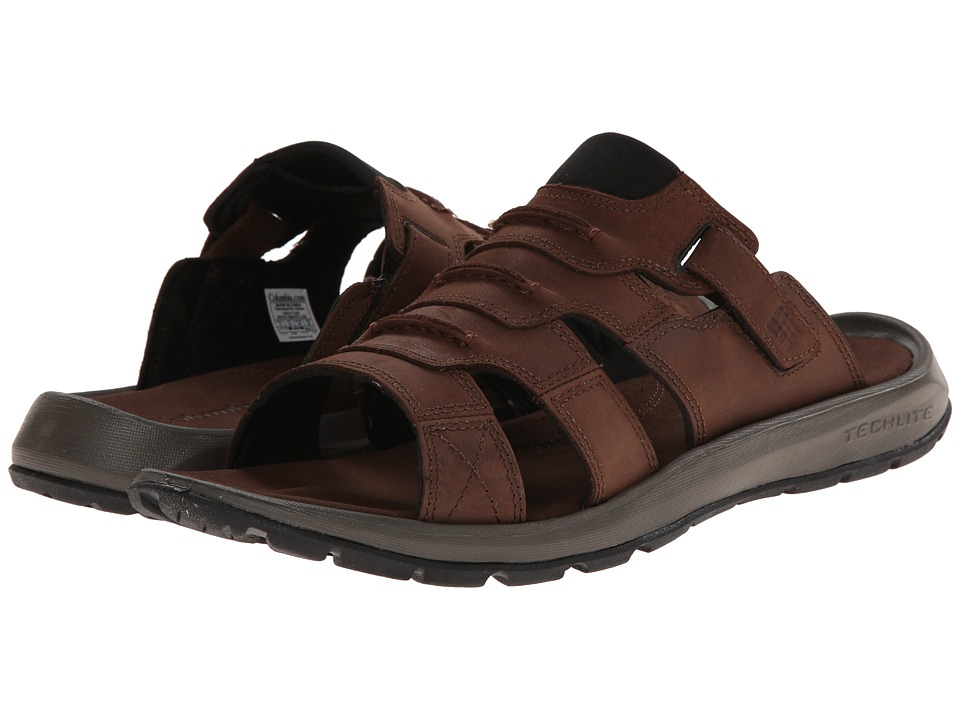 Columbia Cornigliatm II (Tobacco) Men's Shoes