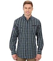 U.S. POLO ASSN. - Long Sleeve Plaid Poplin Shirt