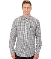 U.S. POLO ASSN. - Long Sleeve Check Poplin Sport Shirt