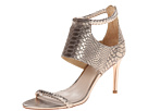 Cole Haan Lise Sandal (Champagne Snake Print)