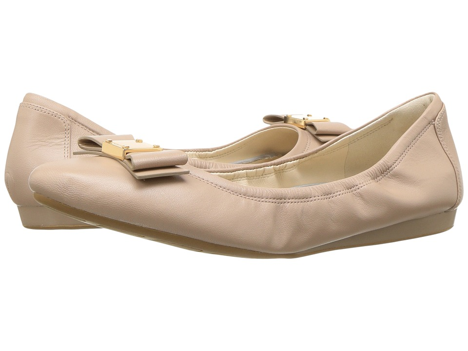 Cole Haan Tali Bow Ballet (Maple Sugar) Slip-On Shoes