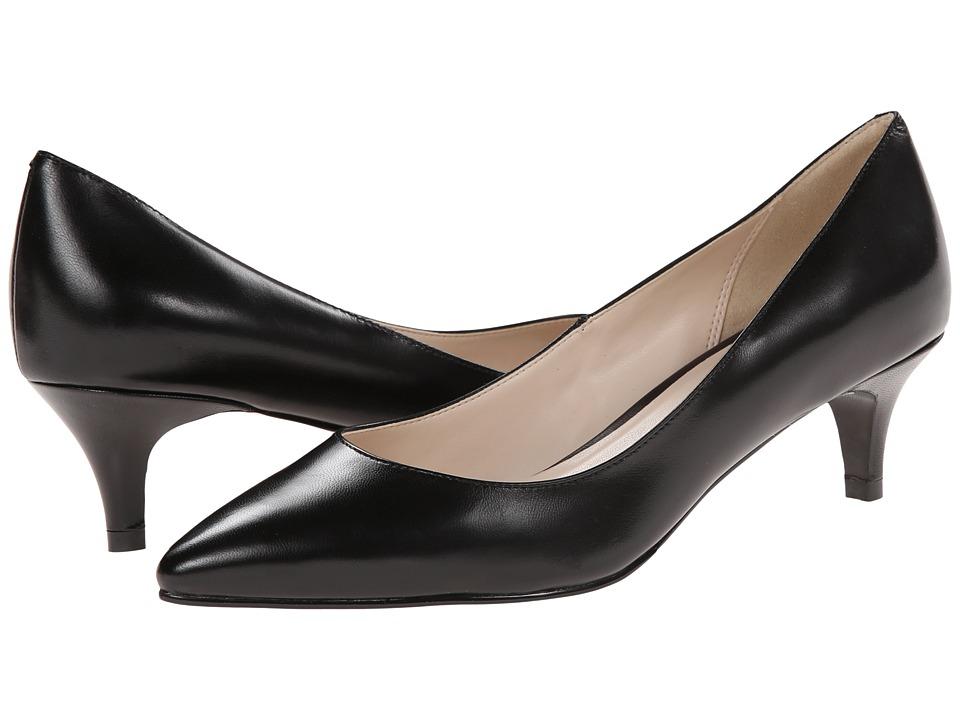 Cole Haan Juliana Pump 45mm (Black) 1-2 inch heel Shoes