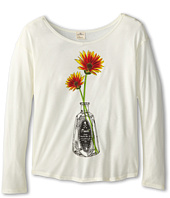O'Neill Kids - Flower Potion L/S Tee (Big Kids)