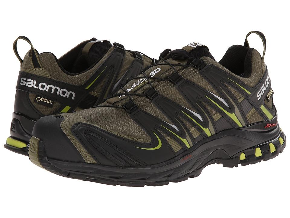 Salomon - XA PRO 3D GTX (Iguana Green/Black/Seaweed Green) Mens Shoes