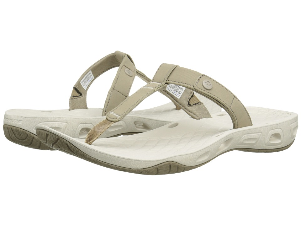 Columbia - Sunlight Vent Flip (Bluff/Sunnyside) Women's Shoes