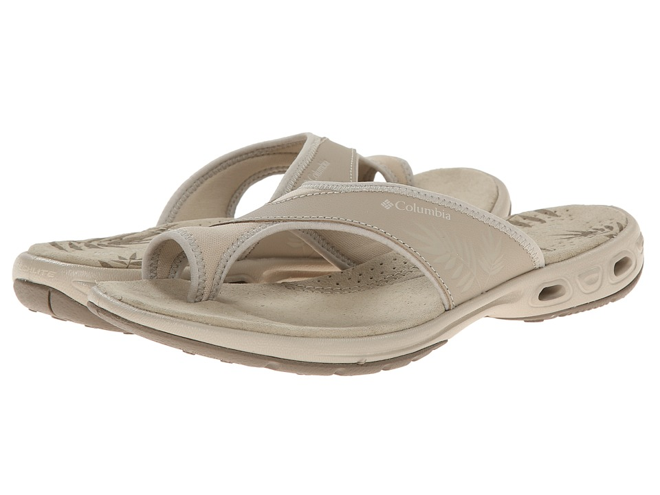 Columbia Keatm Vent (Fossil/Fawn) Women's Shoes
