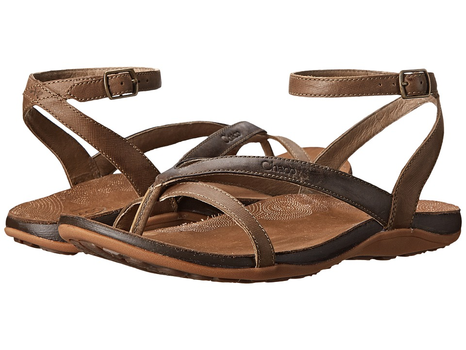 Chaco - Sofia (Dark Earth) Women's Shoes