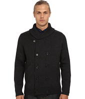 Vince - L/S Double Breasted Shawl Collar Peacoat