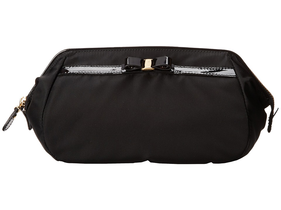 Salvatore Ferragamo - 22B860 (Nero) Cosmetic Case