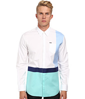 DSQUARED2 - Abstract Button Up