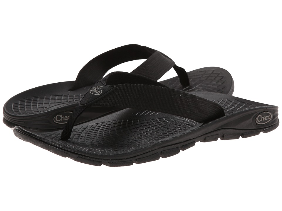 Chaco Z/Volv Flip (Black) Men