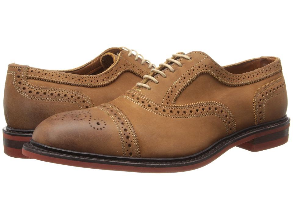 Allen-Edmonds - Strandmok (Tan Leather) Men