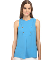 tibi - Sleeveless Bibelot Top