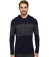 Calvin Klein Jeans - 7GG Parallel Knit Colorblocked Hoodie
