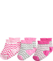 Jefferies Socks - Chevron 3 Pack (Infant/Toddler)