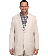 Perry Ellis - Big and Tall Linen Suit Jacket