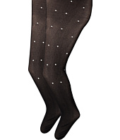 Jefferies Socks - Dress Up Diamond Tights 2 Pack (Toddler/Little Kid/Big Kid)