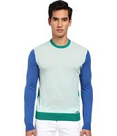 DSQUARED2 - Color Block Crewneck Sweater