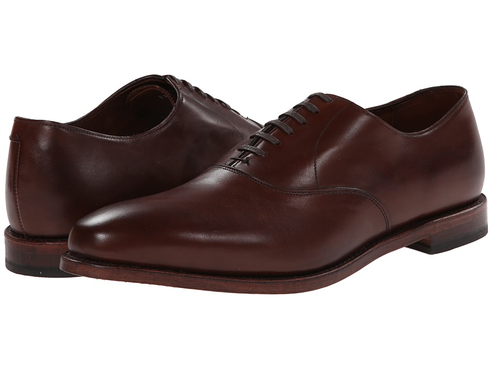 Allen Edmonds Carlyle Chili Burnished Calf Mens Shoes