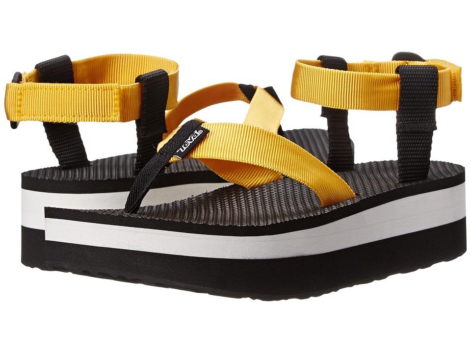 Teva Flatform Sandal Freesia Womens Sandals