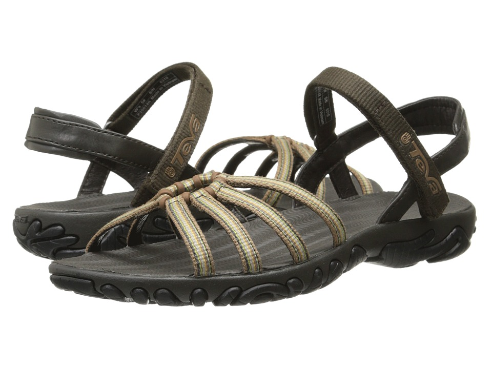 Teva Kayenta Bailladere Brown Womens Sandals